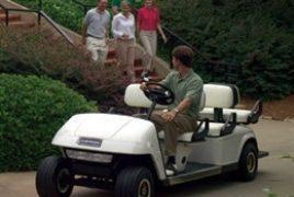 cushman golf cart