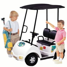 kids golf carts