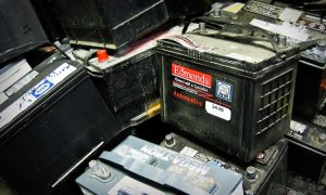 golf cart battery disposal