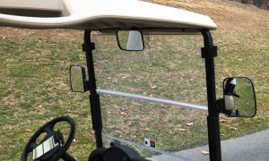 golf cart mirrors
