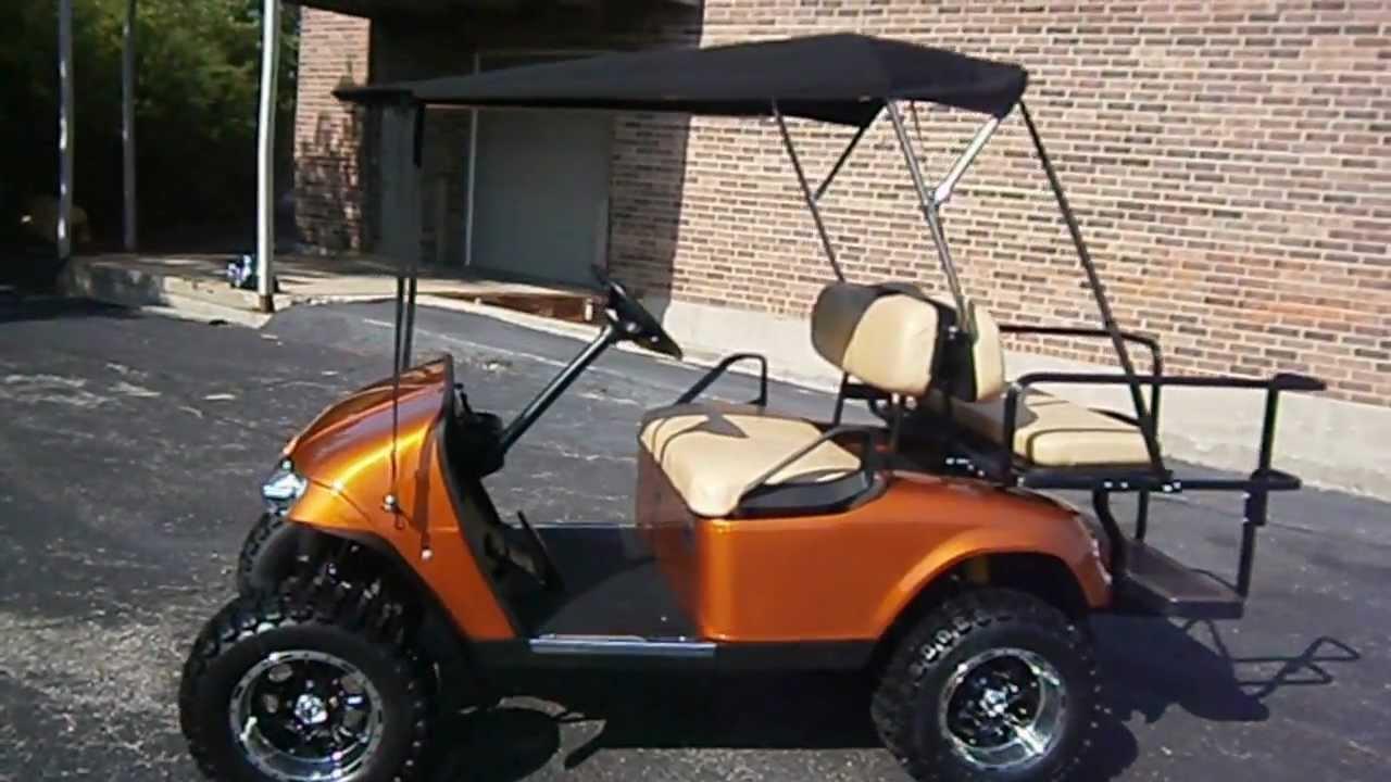 Yamaha Golf Cart Colors