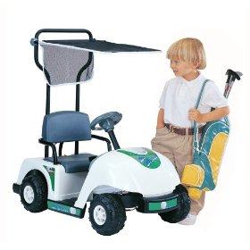 kids golf cart