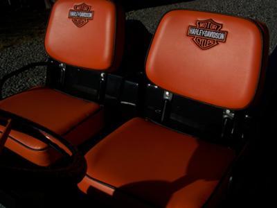 Harley Davidson Golf Carts