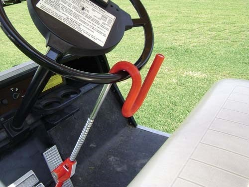 Golf Cart Security