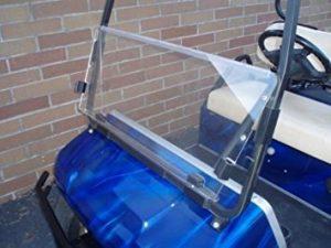golf cart windshield accessories