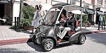 Street Legal Golf Carts